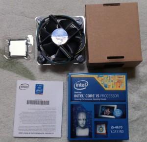 Intel Corei5 4670